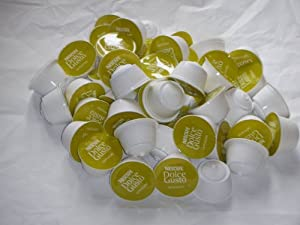 50 x Nescafe Dolce Gusto Cappuccino Milk Pods Only