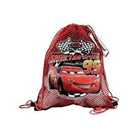 12 Pc Disney Cars Sling Bags Party Favor Gift
