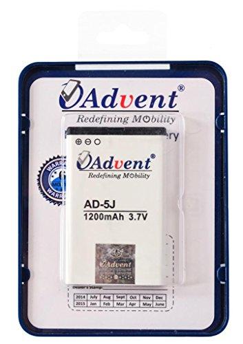 Advent-AD-5J-1200mAh-Battery