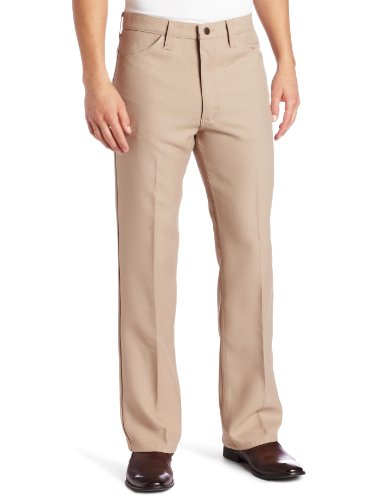 Wrangler Men's Wrancher Dress Pant,Dark Beige,35x30