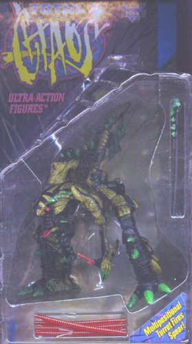 Thorax - Todd McFarlane's Total Chaos Ultra Action Figure