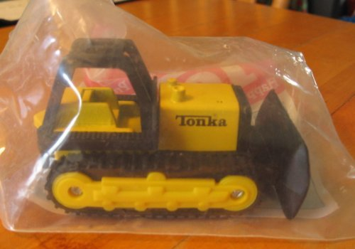 Mcdonald's and Tonka Toys Present the Bulldozer From 1994