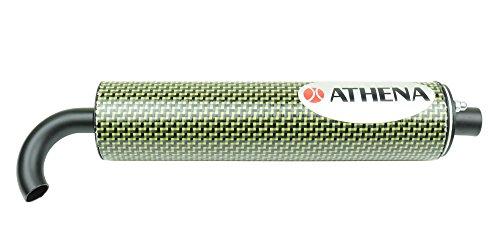 athena-s410000303002-silenciador-regenerable-60-x-250-mm-en-fibra-de-carbono-de-diametro-20-mm-para-