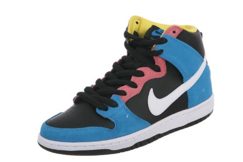 Nike Dunk High Pro Sb Mens Size 10.5 Multi-Colored Leather Sneakers Shoes