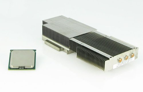 (Pulled From Server)  Dell Poweredge 1950 Xeon CPU Kit 5150 2.66GHz Dual Core XJ105 311-6216