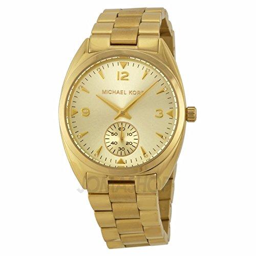 Michael Kors Michael Kors Champagne Dial Dorado Unisex Reloj
