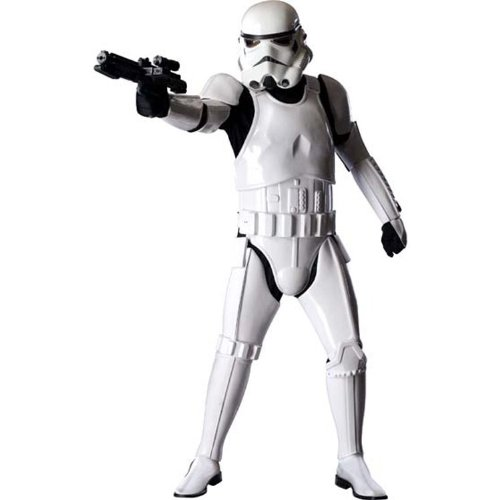 Costumes For All Occasions RU909866XL Stormtrooper Supreme Xlarge
