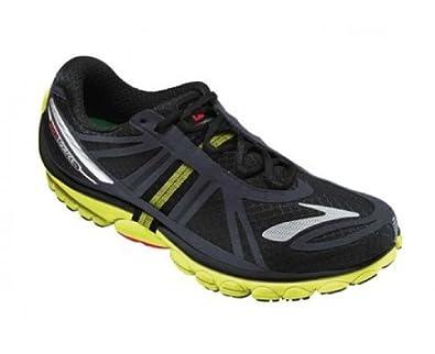 Brooks Mens PureCadence 2 Running Shoes Color: Blck/Anthrct/Lava/Nghtlfe/Slvr Size: 7.0
