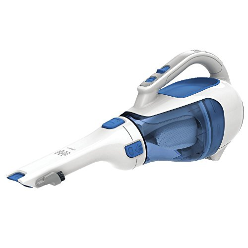 Black & Decker HHVI320JR02 Dustbuster Cordless Lithium Hand Vacuum, Magic Blue (Hand Vacuum Cleaner compare prices)