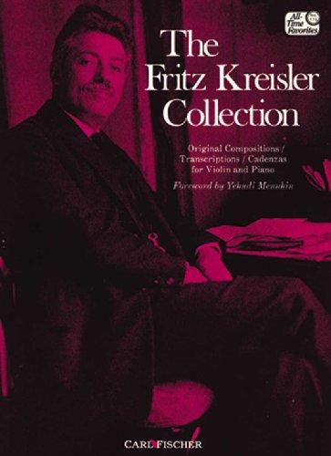 The Fritz Kreisler Collection, Vol. 1