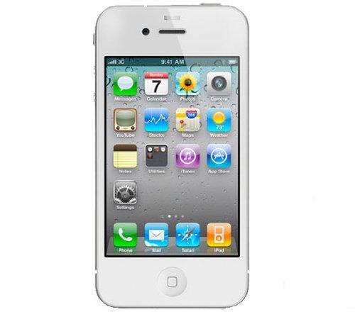Apple Iphone 4 8Gb White - Cricket Wireless