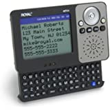 Royal EZVue 8V Electronic Organizer PDA with 3MB Memory