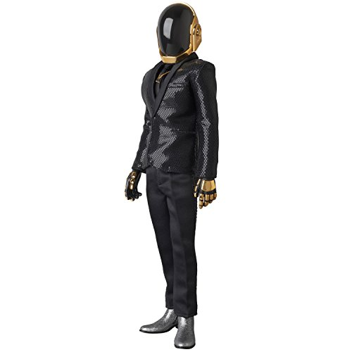 Medicom Daft Punk: Guy-Manuel De Homem-Christo Real Action Heroes Figure ('Random Access Memories' Version)