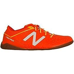 New Balance Visaro Controlar Zapatos De Fútbol De Interior - Lava/Impulse/Blanco (US TAMAÑO) (US10.5)