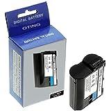 ENEL15 - Batterie Li-ion type NIKON EN-EL15 haute capacité pour Nikon D7200, Nikon D7100, Nikon D7000, Nikon D610, Nikon D600, Nikon D800, Nikon D800E, Nikon 1 V1.