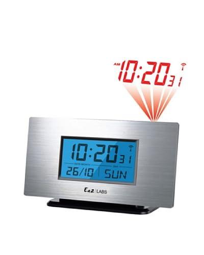 Labs Reloj Proyección Basic Aluminio