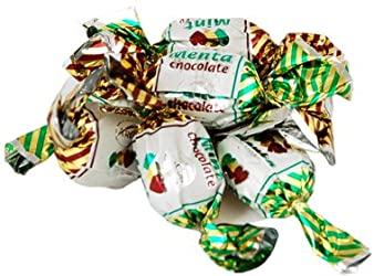 Chocolate Filled Mints, 16 Oz