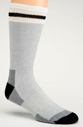 Outdoor Sock- J.B. Field'S Terrain 4X4 Sock (Men'S, Lt. Grey)