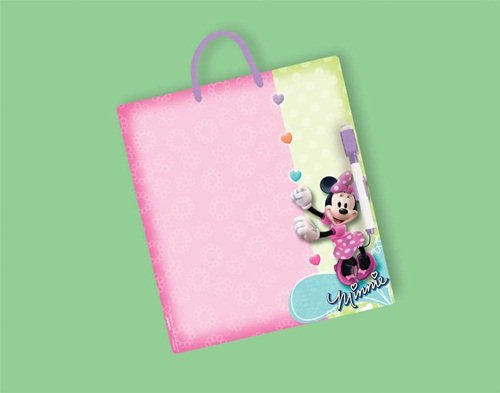Minnie Mouse Dry Erase Board