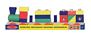 Melissa & Doug 10572 Stacking Train