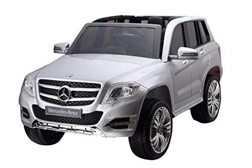 new licensed mercedes benz glk 300 amg 12v kids ride on power battery remote control toy car gift mp3 player little kid cars
