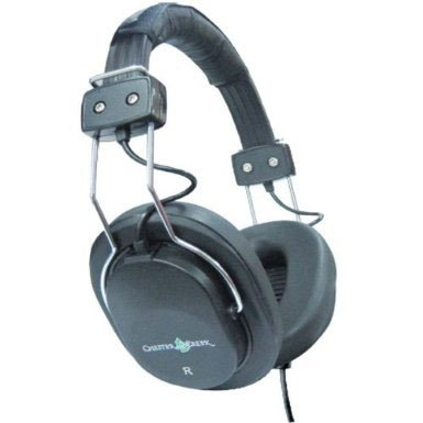 Hp001Vc Headphone - Stereo - Black