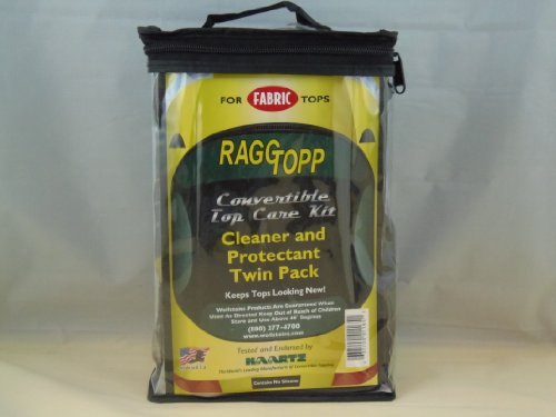 Raggtopp Convertible Top Care Kit Fabric 637200011651