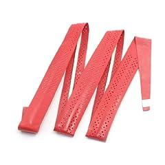 Buy Badminton Tennis Racket Sweat Absorbing Red Foam Grip Tape by Como