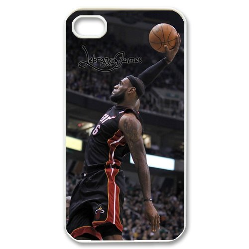 NBA Lebron James Best Iphone 4 4s Case Top Design Iphone 4 4s Lebron James Cover 2l685
