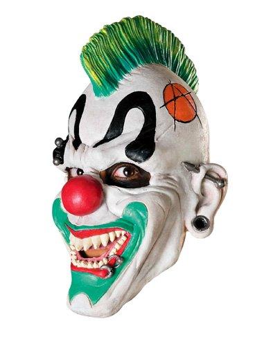 Rubie's Costume Co Punk'D 3/4 Child Mask Costume