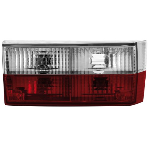 in.pro. lighting 3119 Rückleuchten VW Golf I 75-80/Cabrio/Typ 155 rot/weiß