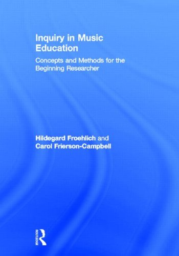 Inquiry in Music Education: Concepts and Methods for the Beginning Researcher