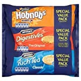 McVitie's Digestives, Hobnobs & Rich Tea Pack 750G