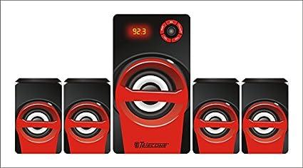 Telecone Jazz-9393 4.1 Surround Sound Speaker