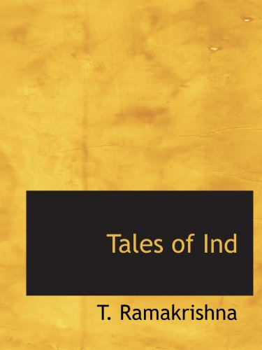 Tales of Ind: And Other Poems