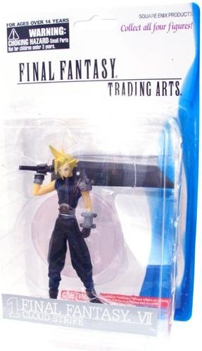 Picture of Square Enix Final Fantasy Cloud Trading Arts Vol. 1 Figure (B001QV99AO) (Square Enix Action Figures)