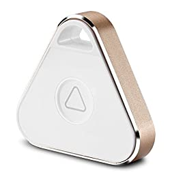 Starhonor Key Finder Bluetooth 4.0 Anti-lost Tracker Gold
