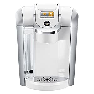 Keurig Coffee Maker Instructions Prime : Amazon.com: Keurig K450 2.0 Brewing System, White: Kitchen & Dining