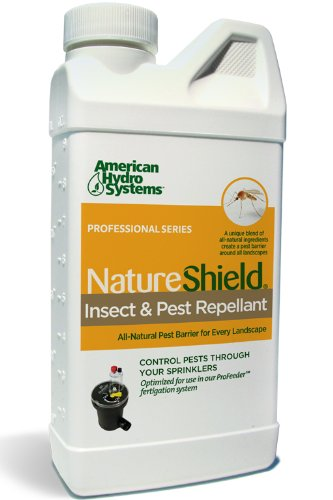 American Hydro Systems NS-8 NatureShield Insect and Pest Repellent, 8 OZ