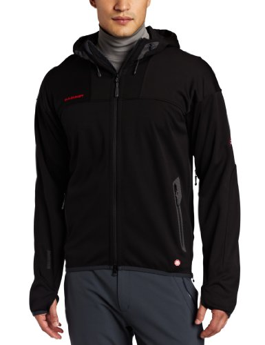 Mammut Ultimate Hoody Men (black, XXL)
