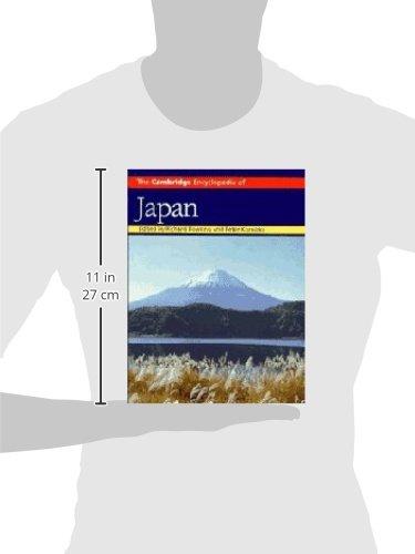 The Cambridge Encyclopedia of Japan (Cambridge World Encyclopedias)