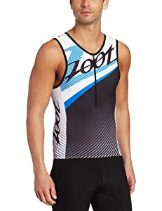 Zoot Sports Mens Performance Tri Team Tank Top by Zoot
