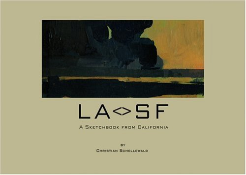 LA/SF: A Sketchbook from California