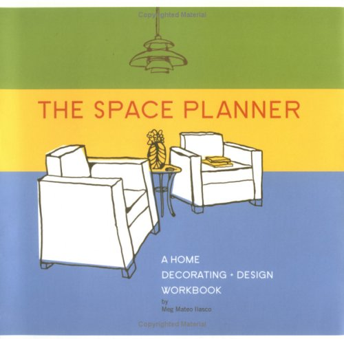The Space Planner: A Home Decorating Design Workbook
