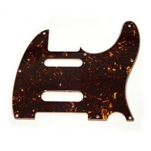 Fender 002-6077-002 3-Ply White 11-Hole Mount S/S/S Stratocaster Pickguard