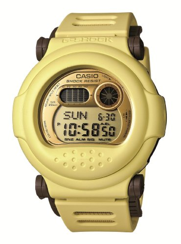 Casio G-SHOCK Winter Gold Series G-001CB-9JF (Japan Import)