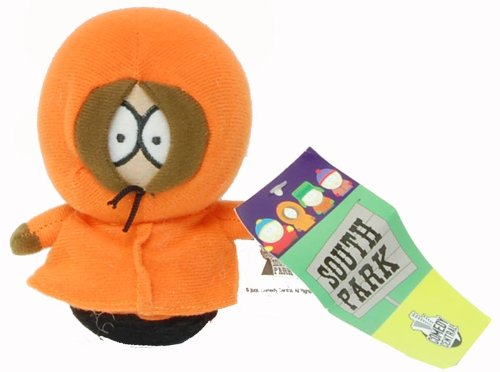 "South Park 4"" Beanie Doll Kenny - 1"