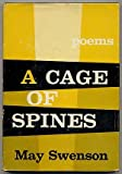 A cage of spines;: [poems]