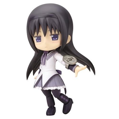 劇場版 魔法少女まどか☆マギカ キューポッシュ 暁美ほむら (NONスケール 塗装済み可動フィギュア)