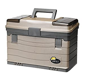 plano 4 drawer tackle box with top access
